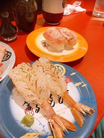 金沢まいもん寿司 マークイズ福岡ももち