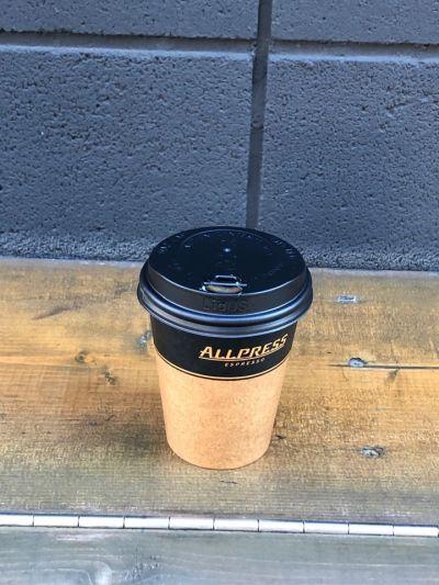 グッドオンユーコーヒースタンド (good on you coffee stand)