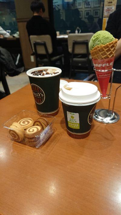 タリーズコーヒー フタバ横川新館店