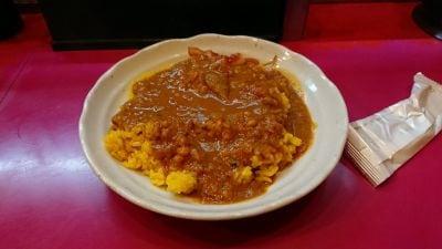 インド定食 サモサ 中野新橋店の口コミ