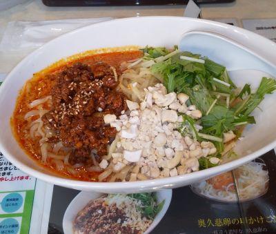 四川坦々麺 いぶし銀