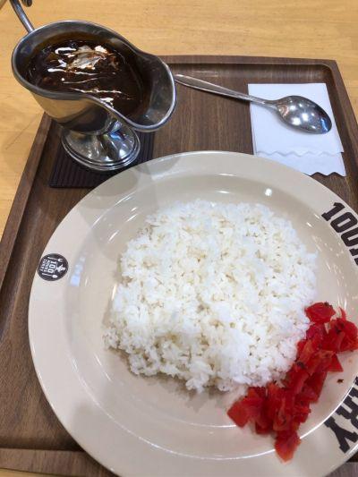 100時間カレー ららぽーと横浜店