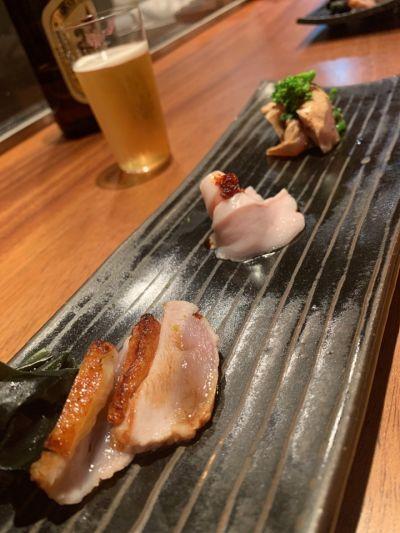 日本酒とワインと炭火焼 なかむら