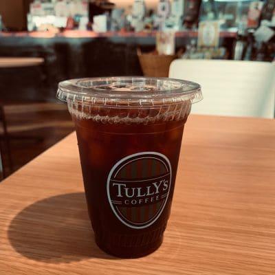 タリーズコーヒー 日本経済新聞社 太陽樹店