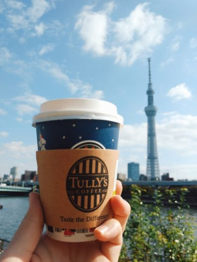 TULLY'S COFFEE (タリーズコーヒー) 隅田公園店