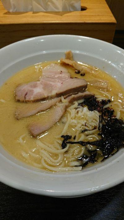 鶏白湯ラーメン専門店 鶏ふじ