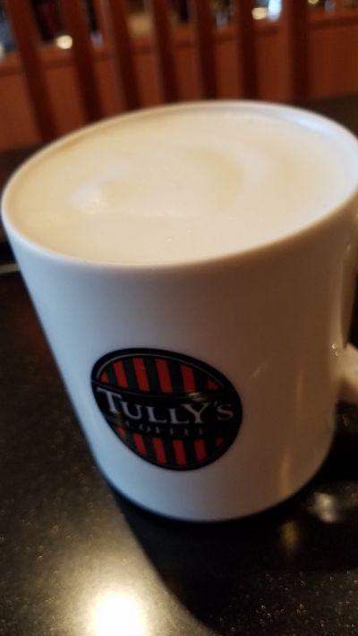 TULLY'S COFFEE 広島緑井店