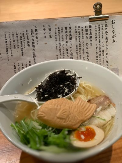 魚介出汁らー麺専門店 オサカナノヒ