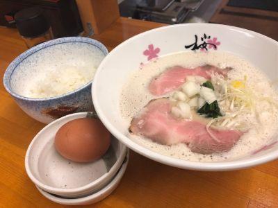 麺屋 桜息吹 今津駅前店