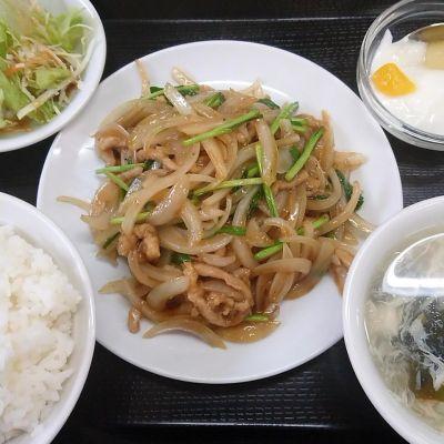 中華料理 三喜