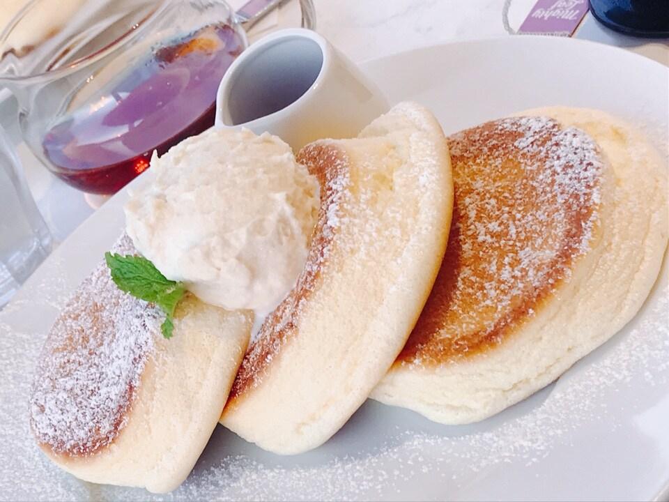 幸せのパンケーキ 淡路島テラス店の口コミ