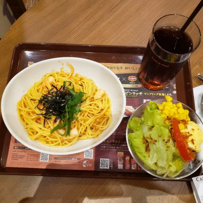 CAFE de CRIE PLUS沖縄アウトレットモールあしびなー店