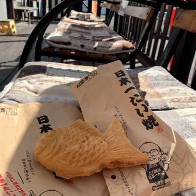 日本一たい焼き 豊田八草店の口コミ