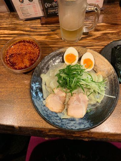 つけ麺本舗 辛部 十日市店