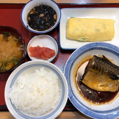 奈良針テラス食堂