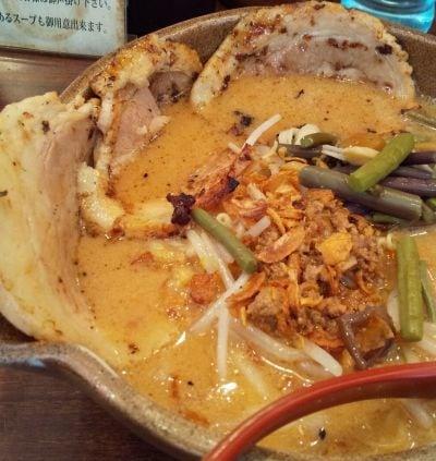 蔵出し味噌 麺場 壱歩 東久留米店
