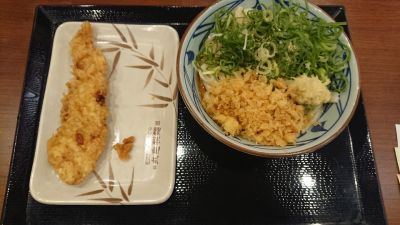 丸亀製麺 上野中央通り店