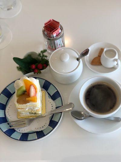 カフェ コート ダ ジュール&ジョフレ