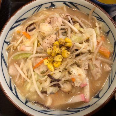 丸亀製麺 大治店