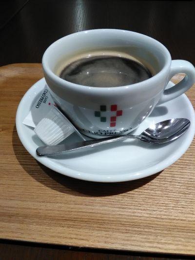 CAFFE CIAO PRESSO×PIZZA CONA 難波駅店