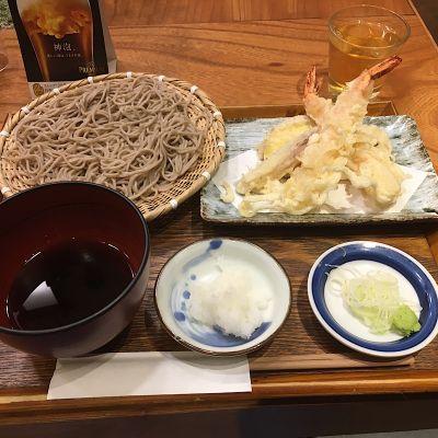 蕎麦と天ぷら 石楽 JOINUS横浜店