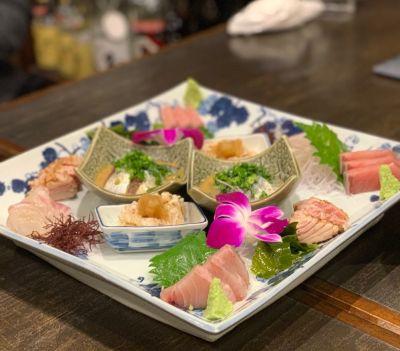 創作寿司 あき郎