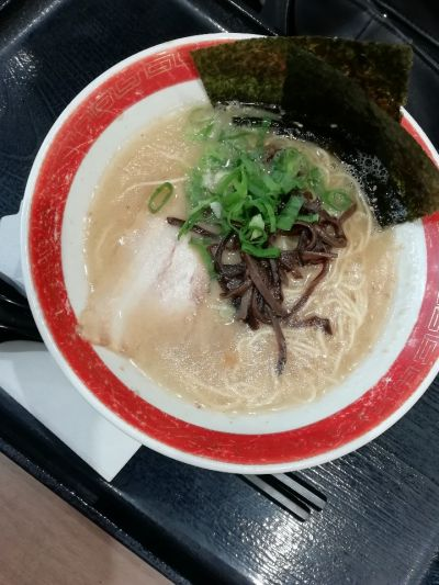 炒飯・博多とんこつ ばりかた屋 アリオ川口店の口コミ