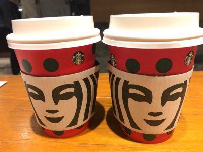 スターバックスコーヒー エキマルシェ大阪店