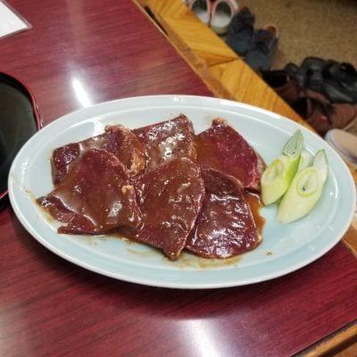 焼肉飯店 松燕