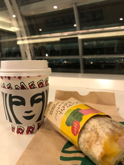 スターバックスコーヒー 羽田空港第2ターミナル北ピア店