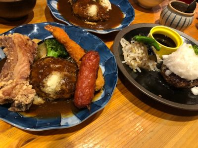 山本のハンバーグ 六本松店