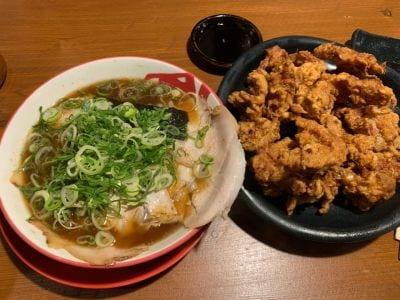 ラーメン八角 FC 丹波店