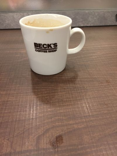 BECK'S COFFEE SHOP 池袋東口店
