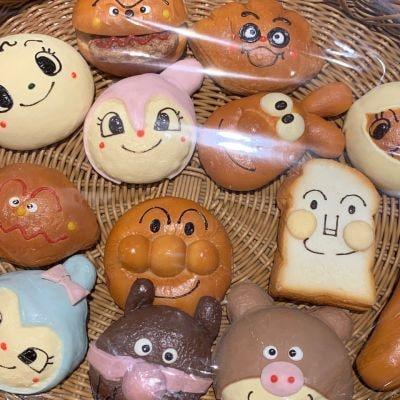 ジャムおじさんのパン工場 神戸店