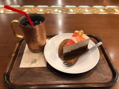 上島珈琲店 天神地下街店