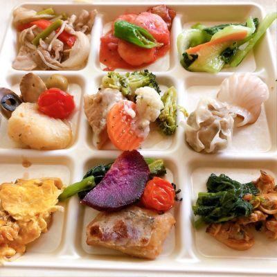 THE DINING 暖流満菜