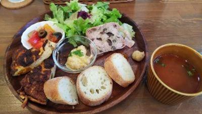 cafe & meal greenhorn