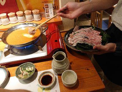 鍋と酒菜 はま岡