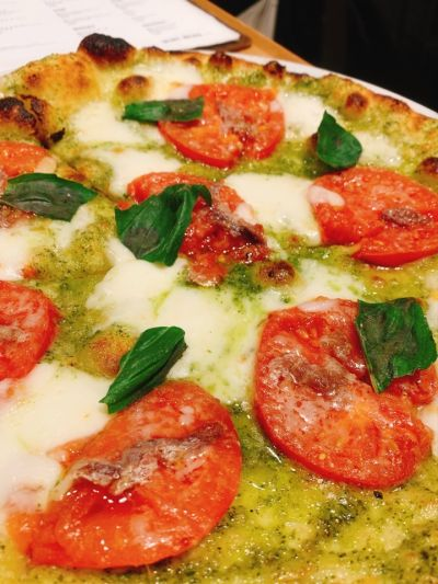 GOOD CHEESE GOOD PIZZA