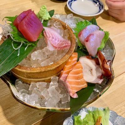 新大阪 海鮮食堂 おーうえすとの口コミ