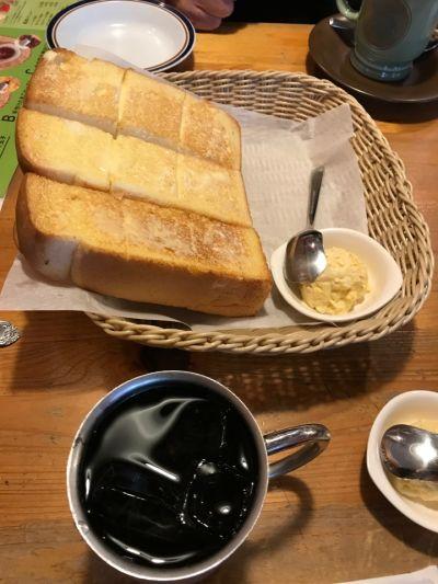 コメダ珈琲店 京都伏見店