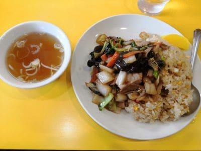 中国料理 長江飯店