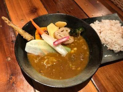 スープカレー KIFUKU