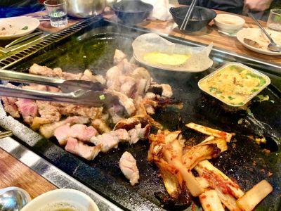 韓国飲食店ドヤジ屋