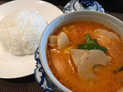 タイ料理 プリックタイ コラボ