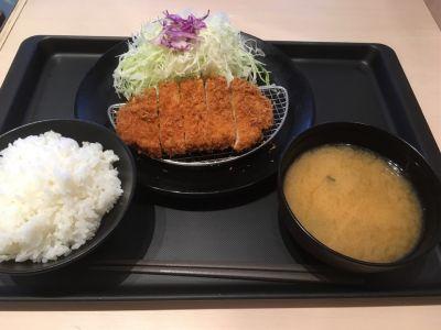 松のや 沖縄知花店