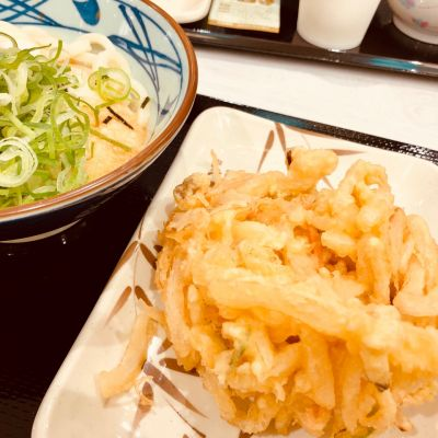 丸亀製麺 たまプラーザテラス店