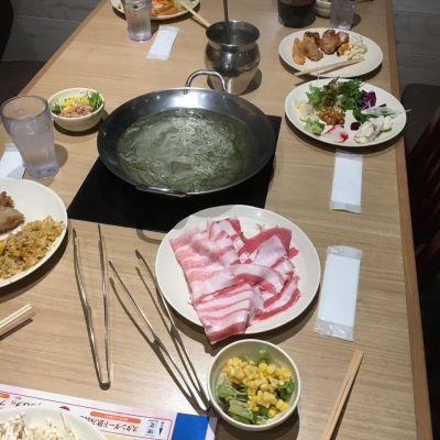 旬菜創作ビュッフェ 露庵 浜松店