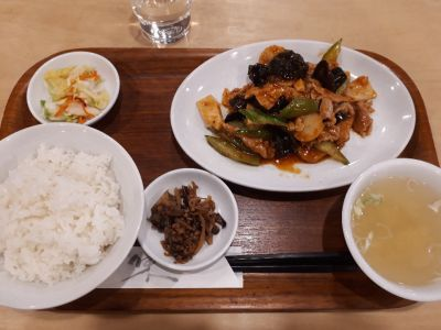 中国料理 大晃飯店 川口店