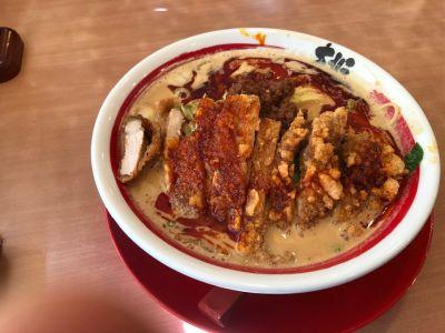 担々麺 桃源花